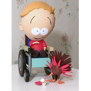 Comedy Central SOUTH PARK Timmy with Gobbles